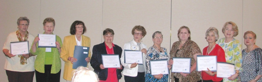 REAP awardees 2014