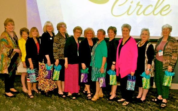 AAUW Texas Legacy Circle members